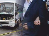 11 kişinin öldüğü feci kazada otobüs şoförü tutuklandı