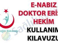 e-Nabız Doktor Erişim Hekim Kullanım Kılavuzu