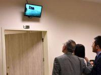 Hastanede 'Zeytin Dalı Harekatı'na bayraklı destek