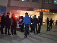 Hastane Acilinde Bıçaklı Kavga: 1 Yaralı, 7 Gözaltı