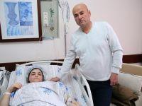 17 yaşındaki hastadan 20 kilogramlık kitle alındı