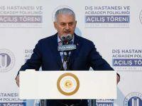 Başbakan Yıldırım: 24 tane daha şehir hastanesi yapacağız
