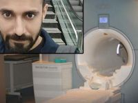 Hastanede korkunç olay... MRI cihazı adamı yuttu