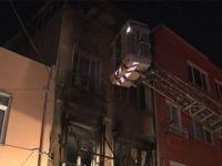 Sarıyer'de yangın: 2 kişi hayatını kaybetti