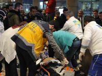 Kalp krizi geçiren Türk sağlık personeli yurda getirildi