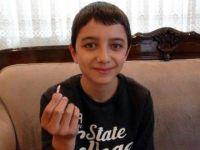 12 yaşındaki çocuğun sağlam dişini çektiler