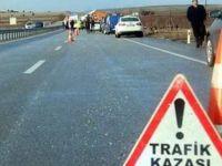 Isparta'da feci kaza: 2 ölü