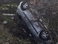 17 yaşındaki sürücü yayalara çarptı: 1 ölü, 3 yaralı