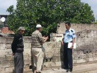 Aydın'da bahçe duvarı devrildi: 5 çocuk yaralı