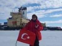 Antarktika'da kanser araştırması