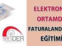 Sabider Elektronik Ortamda Faturalandırma Eğitimi