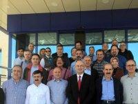 Türk doktorlar tecrübelerini Özbek meslektaşlarıyla paylaştı