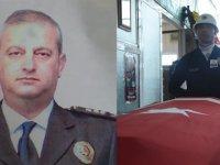Kazada yaşamını yitiren emniyet müdürü toprağa verildi