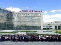 Kayseri Şehir Hastanesi açılış için gün sayıyor!