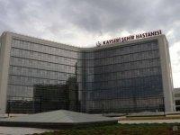 """""""5 yıldızlı oteller kadar lüks"""" Kayseri şehir hastanesi açıldı"""