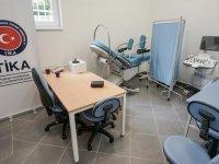 Saraybosna'da yaptırılan Sağlık Ocağı Bosnalılara da hizmet verecek