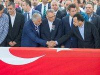 GİB Başkanı Ertürk son yolculuğuna uğurlandı