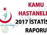 Kamu Hastaneleri 2017 İstatistik Raporu