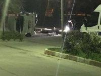 Hastanede çatışma: 1'i polis toplamda 8 yaralı