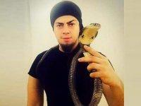 İllüzyonist Aref'i kobra yılanı ısırdı, 8 saat içinde ölebilir!