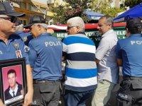 Kalp krizinden ölen polise veda