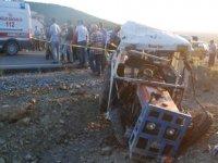 Tokat'ta can pazarı: 3 ölü, 13 yaralı