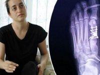 Yanlış parmağı ameliyat eden doktor açığa alındı