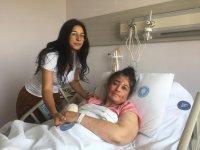 Deri hastası anne: Kızımın bana annelik yapması çok acı