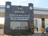 Bingöl'e hukuk ve eczacılık fakültesi müjdesi