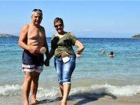 """Kolon kanseri hastalarına """"torbanızı takın, denize girin"""" önerisi"""