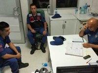 Hastanelerde polisin yanı sıra jandarma da görev yapmaya başladı