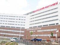 Elazığ Şehir Hastanesi'nde günde 6 bin poliklinik yapılıyor!