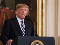 Trump, ABD'nin DSÖ'ye sağladığı fonları askıya alacaklarını duyurdu