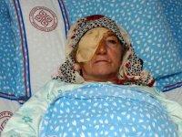 Erzurum'da katarakt ameliyatı sonrası enfeksiyon iddiası