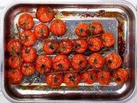 Pişmiş domates meğer erkekler için büyük nimetmiş...