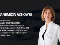 Cihan Hastanesi ortaklarından Dt.Onur Özlem Eriş hayatını kaybetti