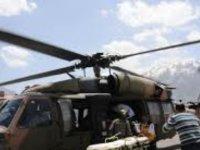 Diyarbakır'da hamile kadın askeri helikopterle hastaneye taşındı