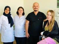 Isparta Şehir Hastanesinde tedavi edilen Rus hastadan tam not!