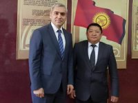 Kırgızistan ve Türkiye ilaç ve tıbbi cihaz alanlarında işbirliğine gidiyor