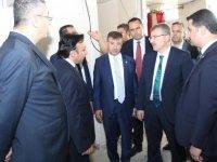 Bakan Yardımcısı Eldemir, Şanlıurfa'da incelemelerde bulundu