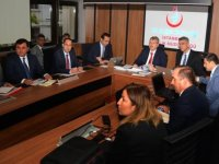 Bakan Yardımcısı Eldemir İstanbul'da sağlık yatırımlarını inceledi
