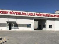 Fethi Sekin Hastanesi bünyesine Adli Psikiyatri Hastanesi katılıyor