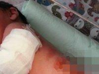 Konya'da doğumhanede dehşet! Bebeğin vücudunda 2. derecede yanıklar oluştu