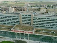 Eskişehir Şehir Hastanesi'ne bir ayda 120 bin hasta başvurdu