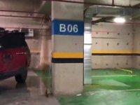 Karabük'te hastanenin kanalizasyon borusu patladı