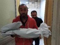 Amasya'da ırmağa düşen otomobildeki 7 aylık bebek kurtarılamadı