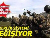 Bedellide başvuru sayısı 672 bin 306! Askerlik sistemi değişiyor!