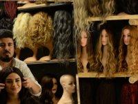 400 kanser hastası kadına peruk hediye ettiler