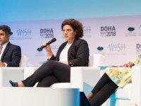 """""""Sağlık İçin Dünya İnovasyon Zirvesi"""" Katar'da gerçekleştirildi"""