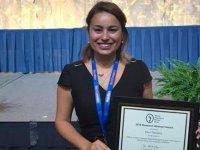 Türk hemşirenin geliştirdiği 3 projeye ABD'den ödül